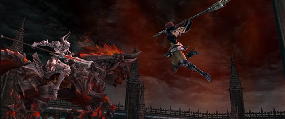 Lineage 2 Grand Crusade content preview