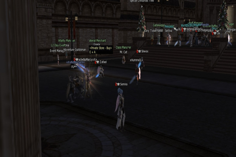 Shoguns clan Lineage 2 Gracia Final by Semira