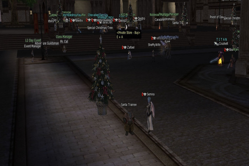 New Era on Lineage 2 Scarlet server by Semira