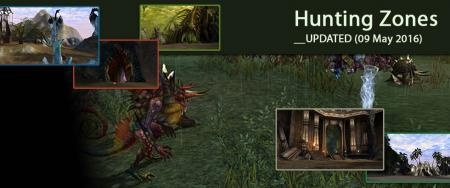 Hunting zones updated | Lineage 2 Scarlet